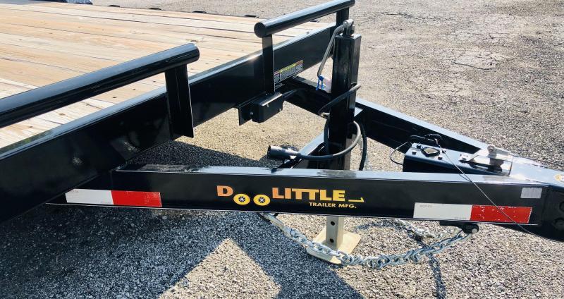 2022 Doolittle 84 X 18 XT Equipment Trailer
