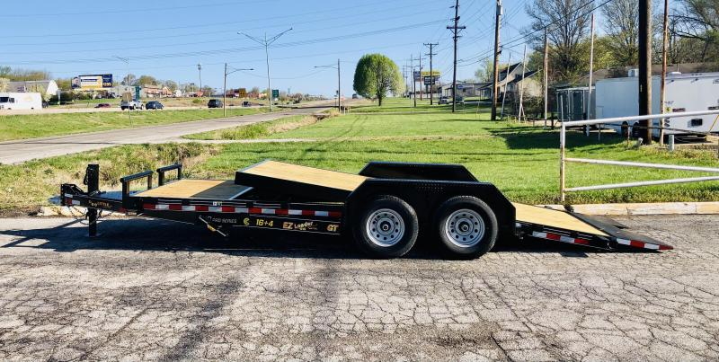 2021 Doolittle Trailer Mfg 82 X 20 GT 16+4 Equipment Trailer
