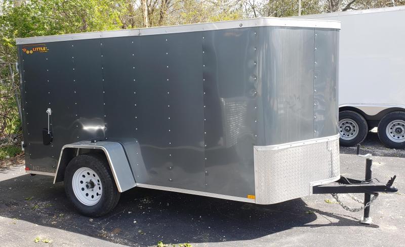 2021 Doolittle 5 x 10 Enclosed Cargo Trailer