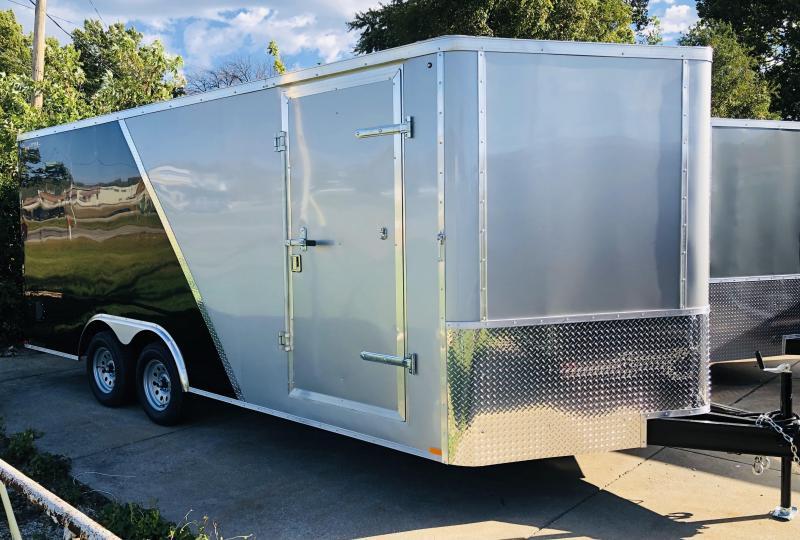 2022 Doolittle 8.5 x 18 Enclosed Cargo Trailer