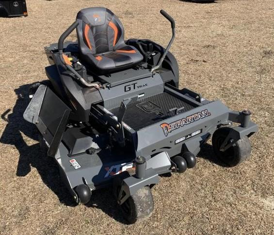 """2021 Spartan 61"""" RZ Zero Turn Lawn Mower"""