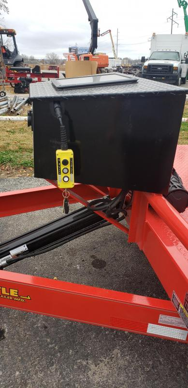 2021 Doolittle Trailer Mfg 82 X 20 Equipment Trailer