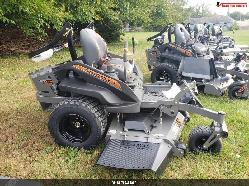 "2021 Spartan 54"" RT- PRO Zero Lawn Mower"