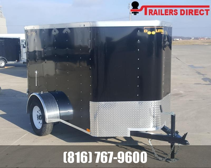 2020 Doolittle 5 X 10 Enclosed Cargo Trailer