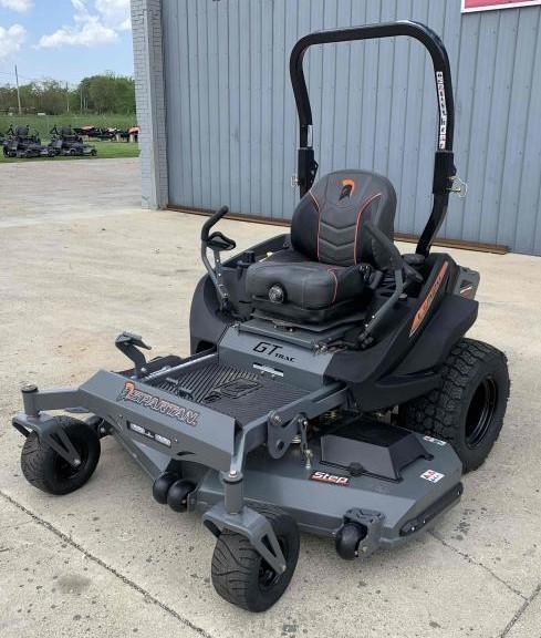 "2021 Spartan 61"" SRT-PRO Zero Turn Lawn Mower"