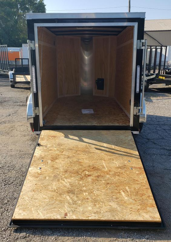 2021 Doolittle 6 X 10 Enclosed Cargo Trailer