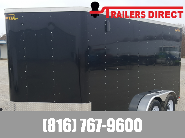 2020 Doolittle Trailer Mfg 7 x 14 Enclosed Cargo Trailer