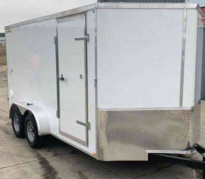 2021 Doolittle 7 x 14 Cargo Enclosed Cargo Trailer