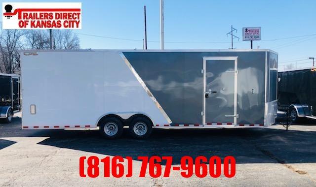 2021 Doolittle Trailer Mfg 8.5 X 24 Enclosed Cargo Trailer