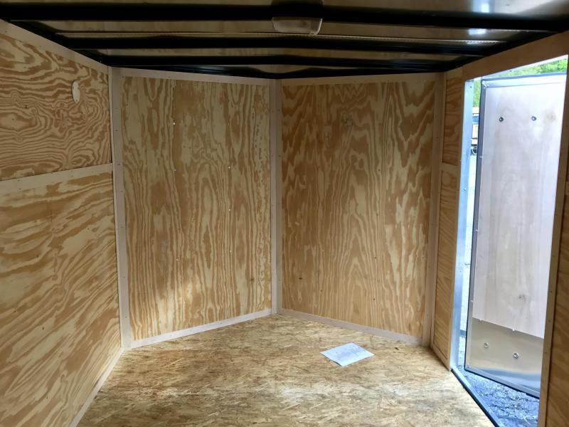 2020 Doolittle 7 X 14 Enclosed Cargo Trailer