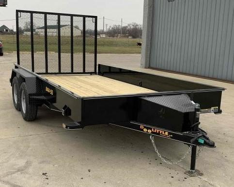 2021 Doolittle Trailer Mfg 84 x 14 SS Utility Trailer