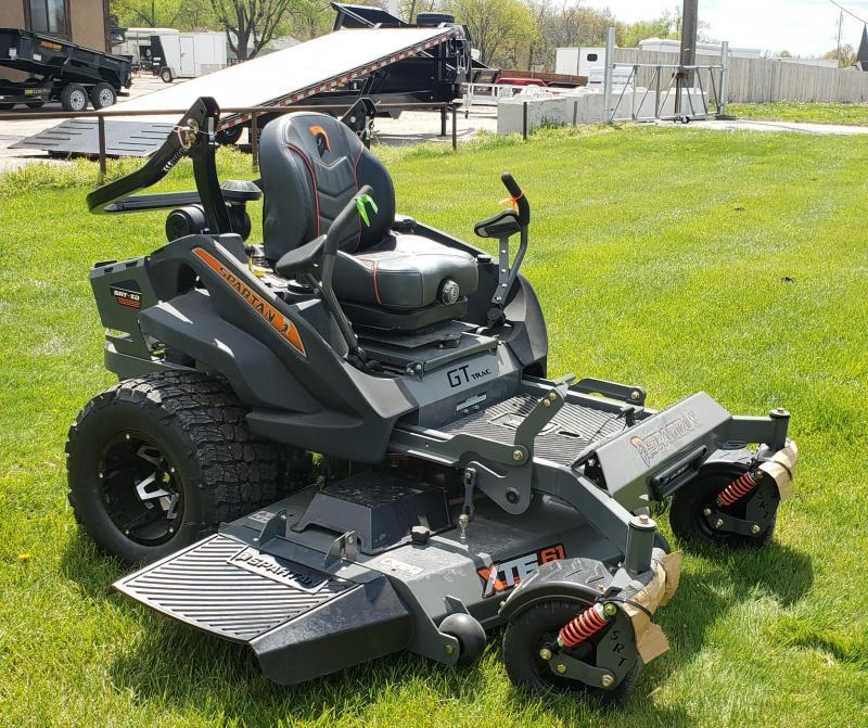 "2021 Spartan 61"" SRT - XD Zero Turn Lawn Mower"