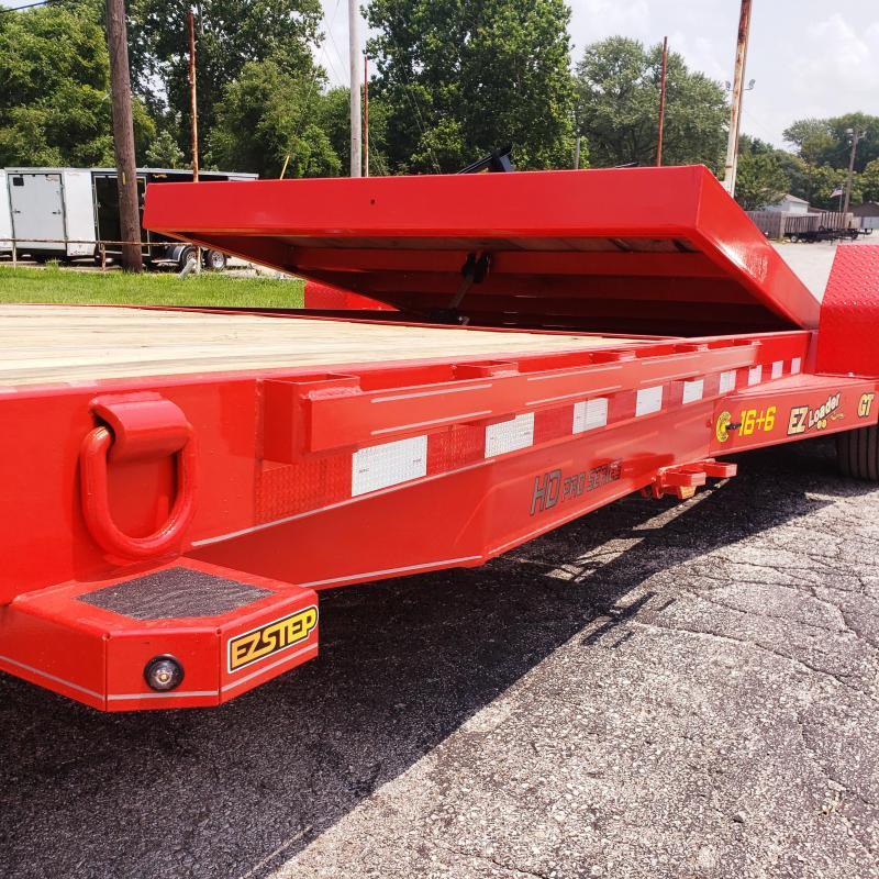 2022 Doolittle 82 x 22 Tilt Equipment Trailer
