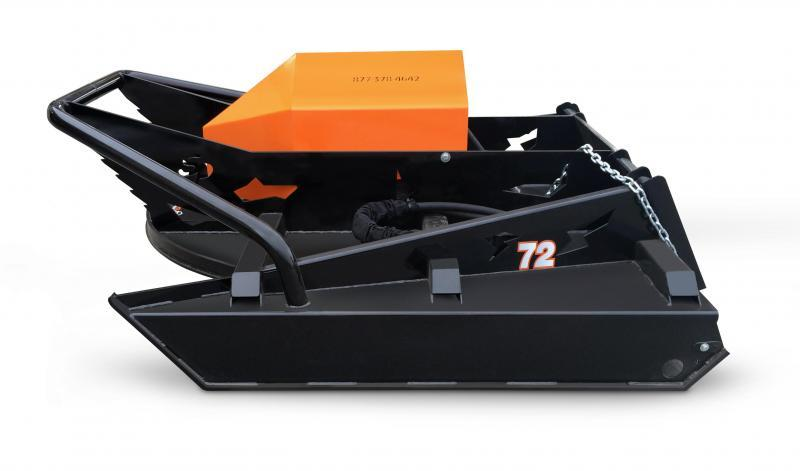 "2020 OPEN FACE 72"" SKID PRO BRUSH CUTTER"