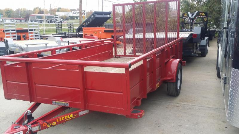 DOOLITTLE 77 X 12 UTILITY RENTAL #50