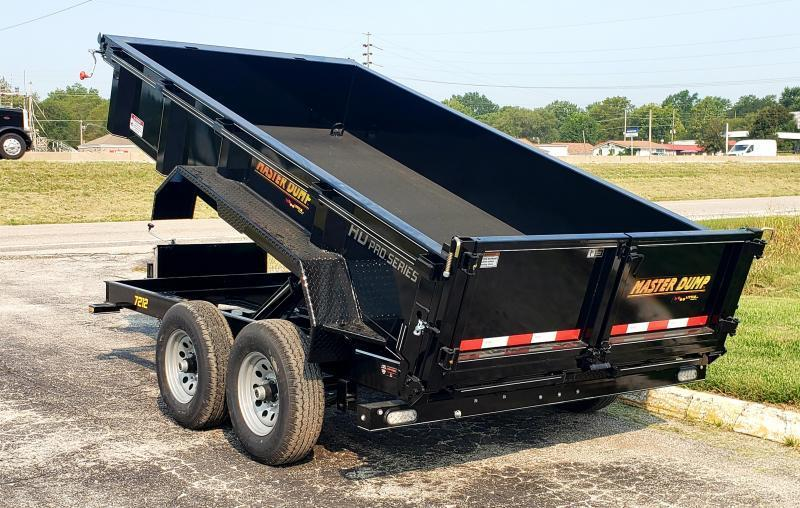 2020 Doolittle 72 x 12 Dump Trailer