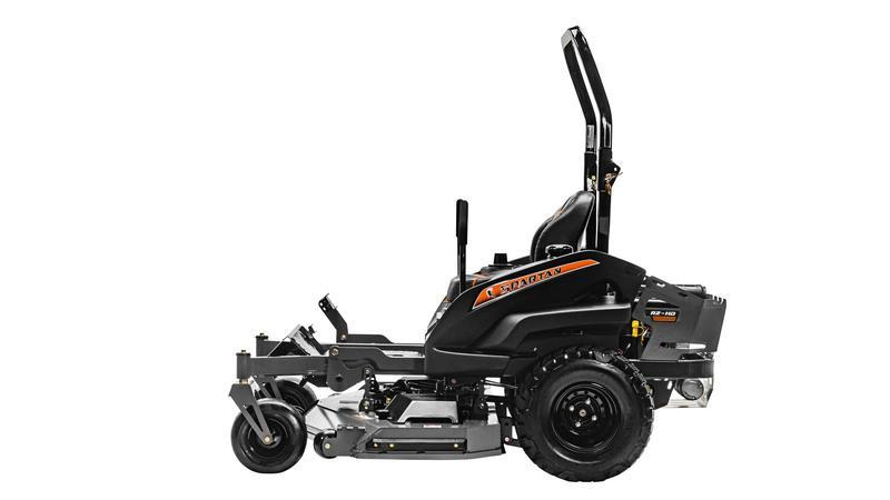 2021 Spartan RZ-HD Zero Turn Lawn Mower