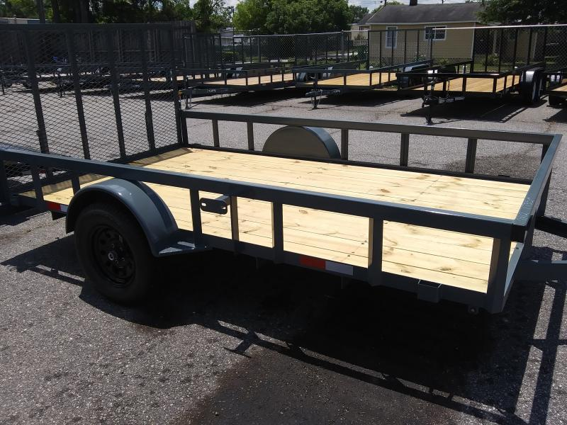 2021 GPS Trailers GT712 Utility Trailer