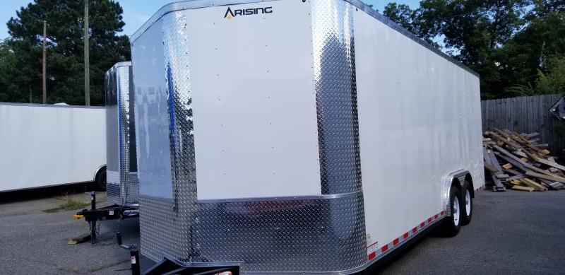 2021 Arising 8.5X20TA Enclosed Cargo Trailer