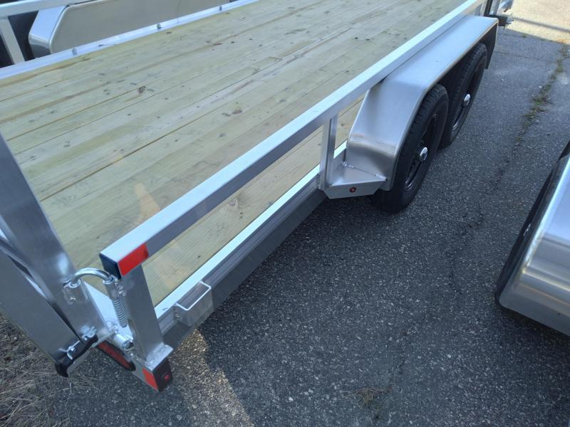 2021 Sure-Trac 7X16 7K Tandem ST8216TAT-A-070 Utility Trailer
