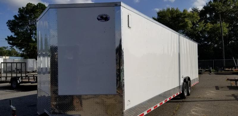 2021 Quality Cargo 8.5X30 TA3 Enclosed Cargo Trailer