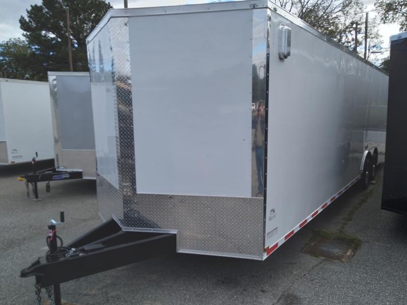 2021 Quality Cargo 8.5X30 TA3 Enclosed Cargo Trailer