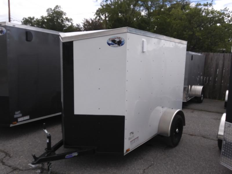 2021 Quality Cargo 5X8 SA Enclosed Cargo Trailer
