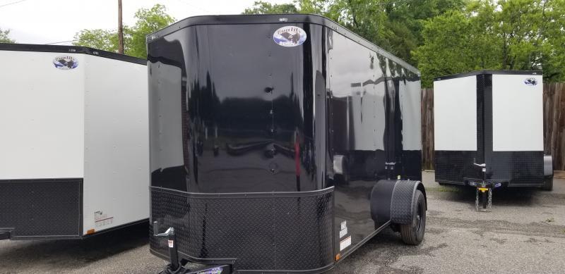 2021 Quality Cargo 6X12 SA Enclosed Cargo Trailer