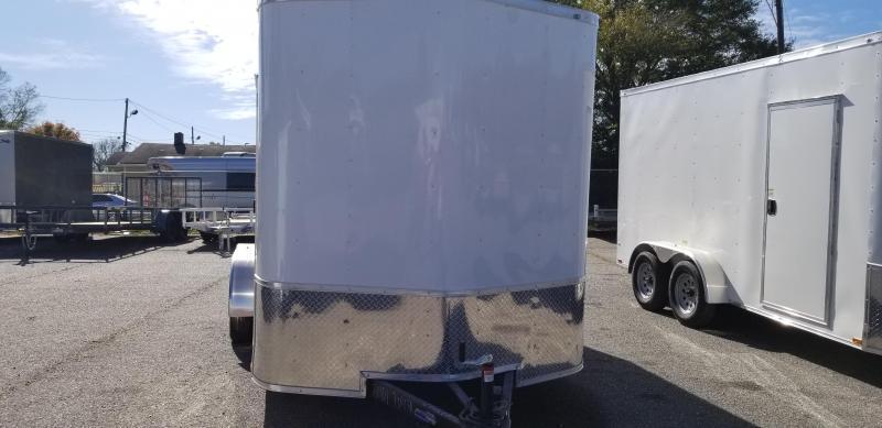 2021 Quality Cargo 7X14 TA Enclosed Cargo Trailer