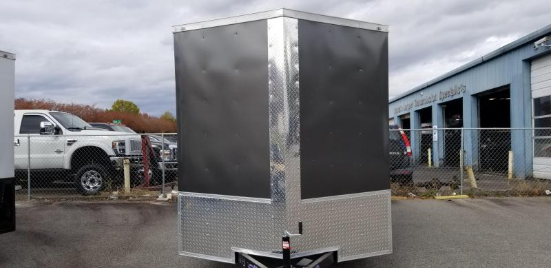 2021 Quality Cargo 7X14 TA Enclosed Cargo Trailer