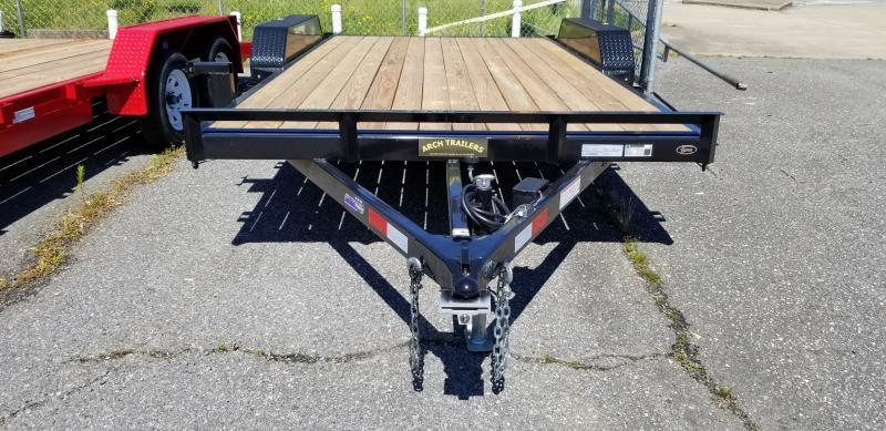 2021 Arch Cargo 7X16 TA Car / Racing Trailer
