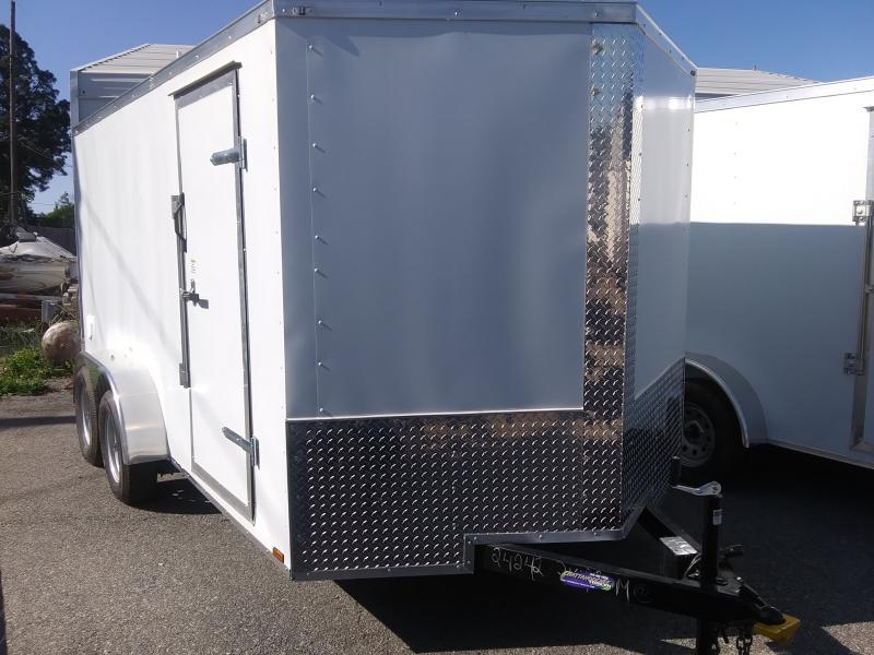 2021 Quality Cargo 7X14TA Enclosed Cargo Trailer