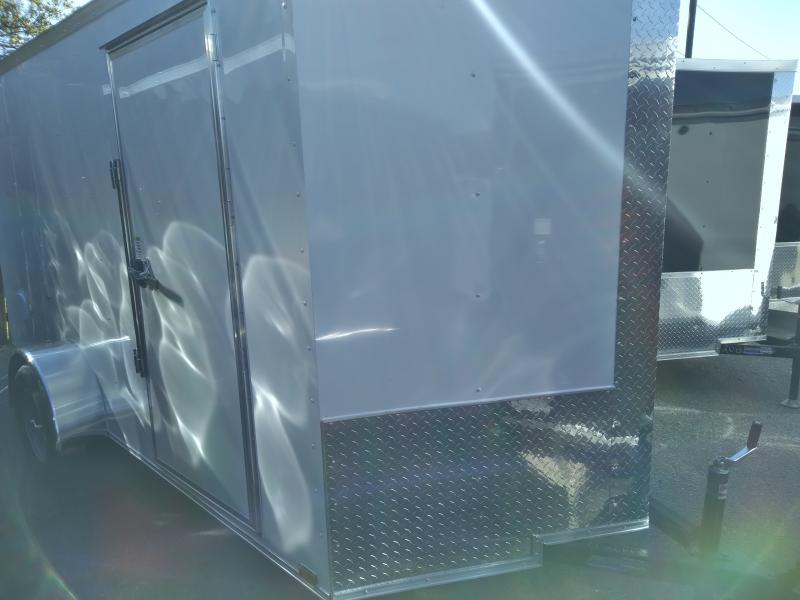 2021 Quality Cargo 6X12 SA Enclosed Cargo Trailer