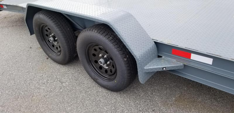 2021 GPS Trailers CRT207K Car / Racing Trailer