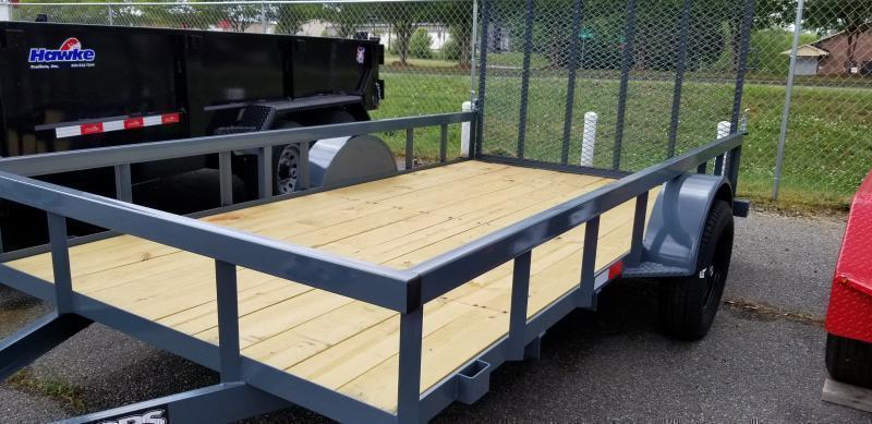 2020 GPS Trailers GT612 Utility Trailer