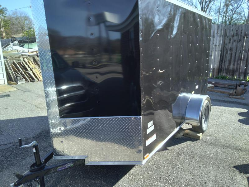 2021 Quality Cargo 6X10 SA Enclosed Cargo Trailer