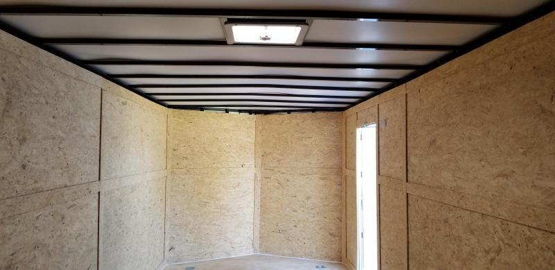 2021 Quality Cargo 8.5X26TA3 Enclosed Cargo Trailer