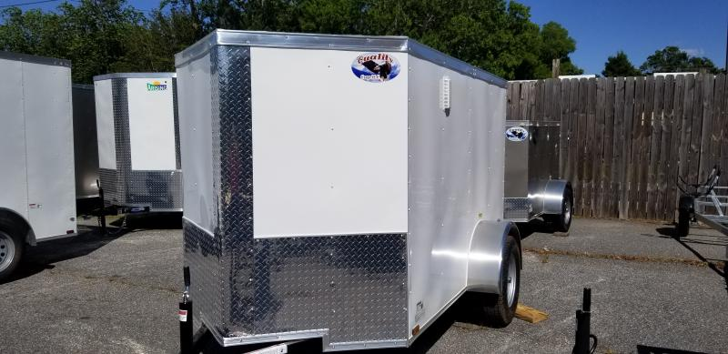 2020 Quality Cargo 5X8 SA Enclosed Cargo Trailer