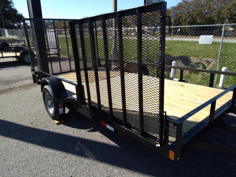 2021 Arch Cargo 7X14 SA ATV Trailer