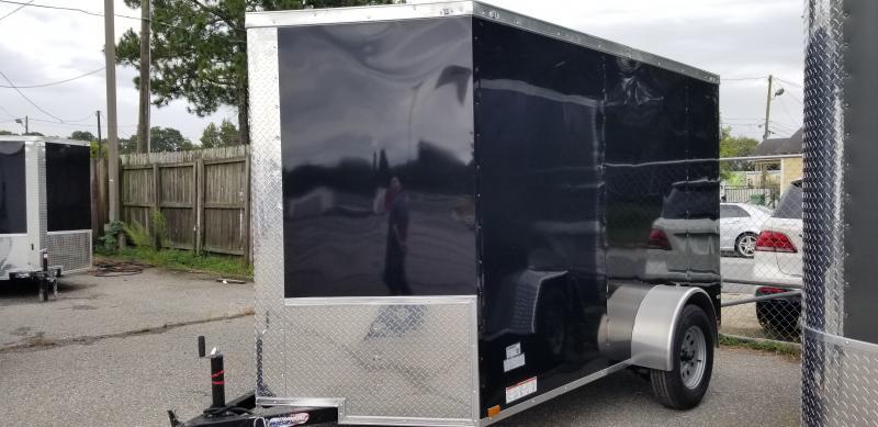 2022 Quality Cargo 6X10SA Enclosed Cargo Trailer