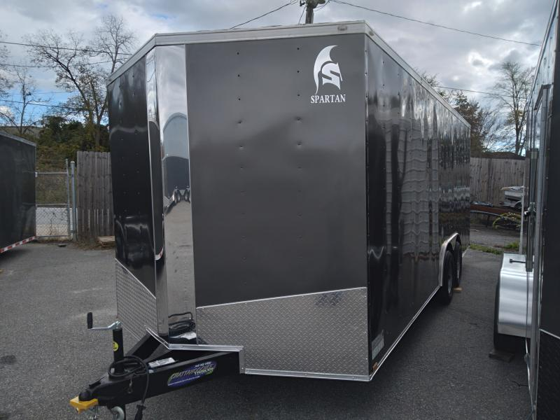 2021 Spartan Cargo Spartan S8.5X20TA Enclosed Cargo Trailer