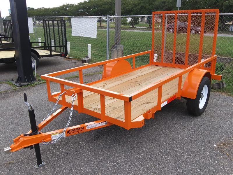 2020 Anderson Manufacturing LS510 Utility Trailer