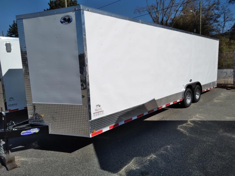 2021 Quality Cargo 8.5X26 TA3 Enclosed Cargo Trailer