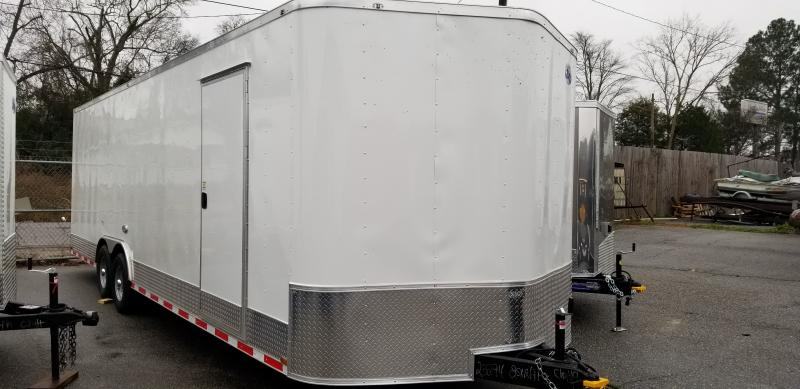 2021 Quality Cargo 8.5X26 TA3 Enclosed Cargo Trailer