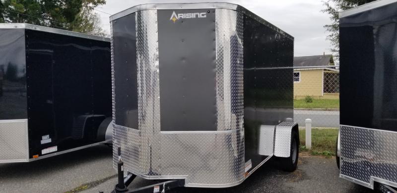 2021 Arising 6X10SA Enclosed Cargo Trailer