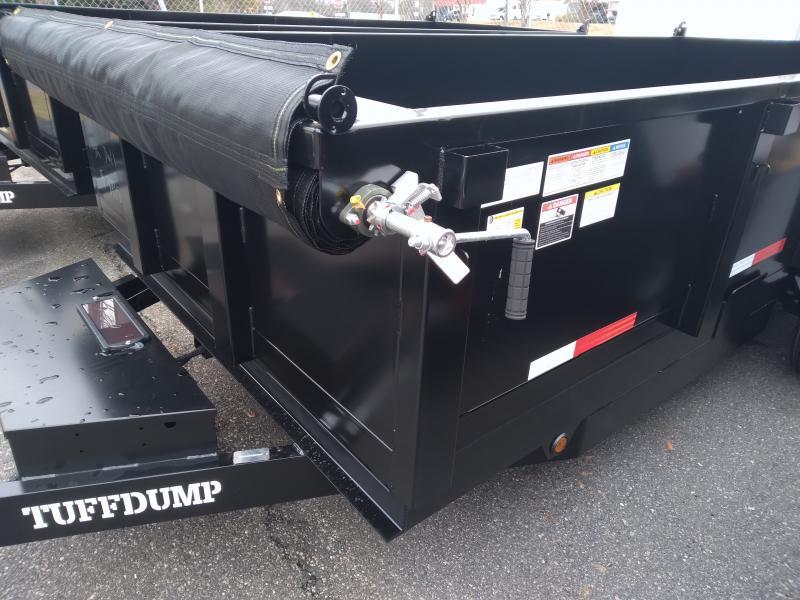 2020 TUFFDUMP TD16S Dump Trailer