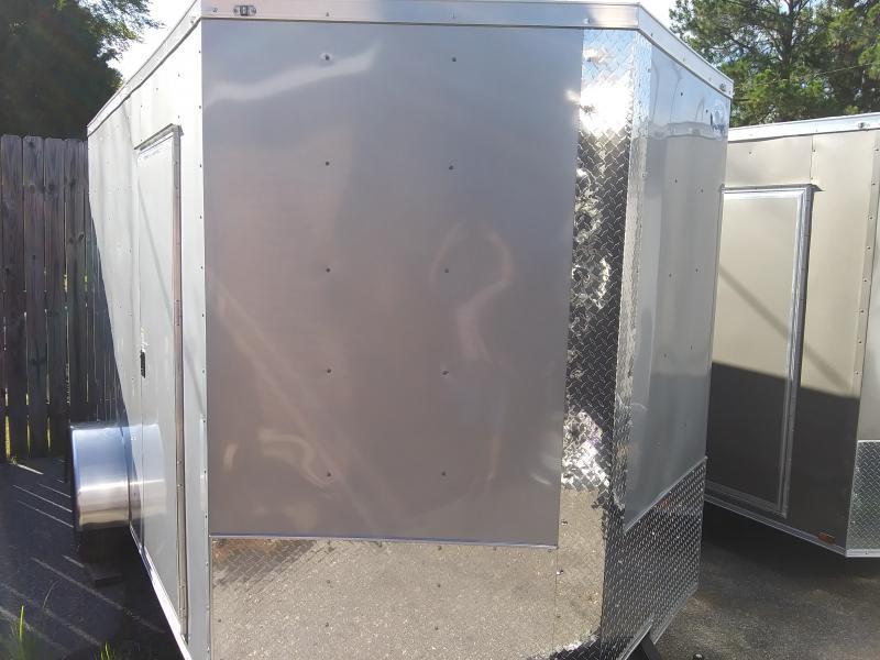 2020 Quality Cargo 7X12 SA Enclosed Cargo Trailer