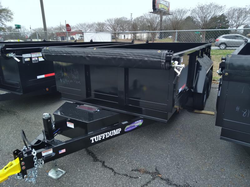 2020 TUFFDUMP TD14S Dump Trailer