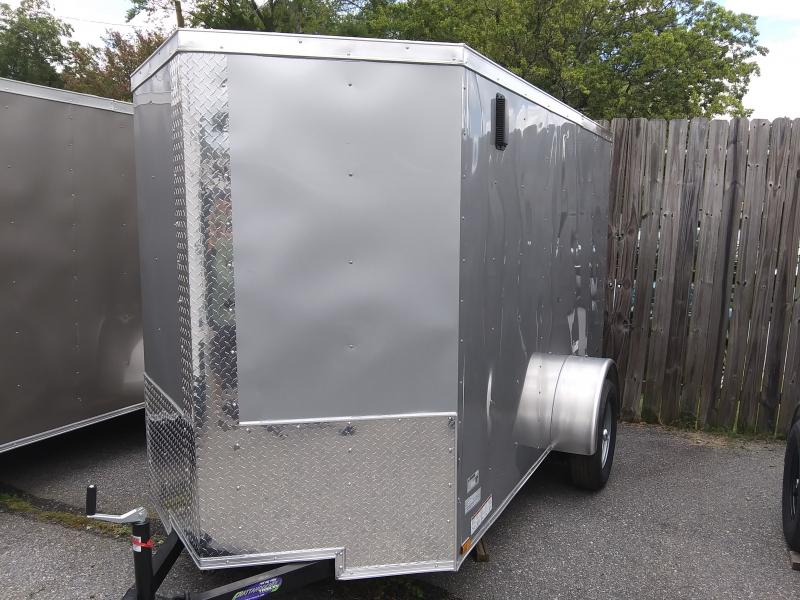 2020 Quality Cargo 5X10 SA Enclosed Cargo Trailer