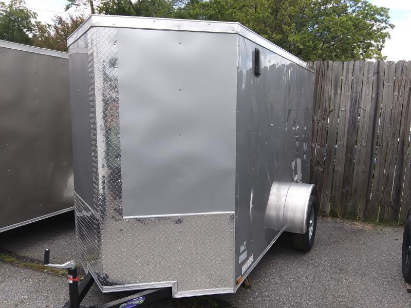 2020 Quality Cargo 5X10 SA Enclosed Cargo Trailer